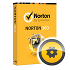 Norton 360 (1 Year Subscription) + Expert Installation Service (Use Within 30 Days)
