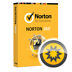 Norton 360 (1 Year Subscription) + PC Jump Start Service (Use Within 30 Days)