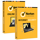 Norton Internet Security (1 Year Subscription) + Norton Online Backup 25GB (1 Year Subscription)