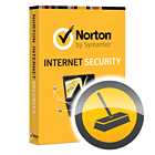 Norton Internet Security (1 Year Subscription) + PC Clean Up Service (Use Within 30 Days)