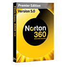 NORTON 360 PREMIER 5.0 GE 1 USER 3 PC 24MO ESD