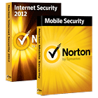 Norton Internet Security 2012 (1 Year Subscription) + Norton Mobile Security (1 Year Subscription)