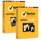 Norton Internet Security (1 Year Subscription) + Norton Mobile Security (1 Year Subscription)